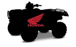 Honda TRX500 Foreman Camo 2018