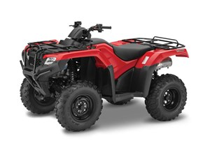 Honda TRX420 Rancher DCT IRS EPS Red 2018