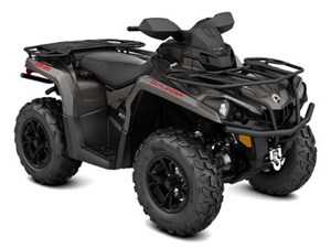 Can-Am Outlander XT 570 Pure Magnesium Metallic 2018