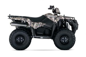 Suzuki KingQuad 500AXi Power Steering Camo 2017