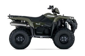 Suzuki KingQuad 750AXi Power Steering 2017