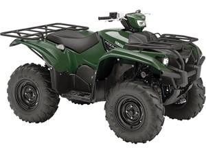Yamaha Kodiak 700 EPS Green 2018