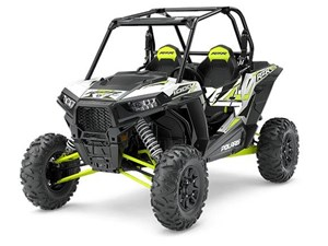 Polaris RZR XP 1000 EPS White Lightning 2018