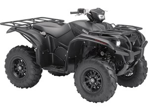 Yamaha Kodiak 700 EPS SE Low Gloss Black 2018