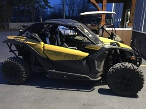 Can-Am Maverick™ X3 X™ DS Turbo R 2017