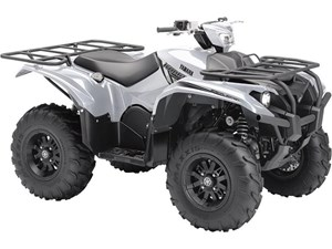 Yamaha Kodiak 700 EPS SE Light Metallic Gray 2018