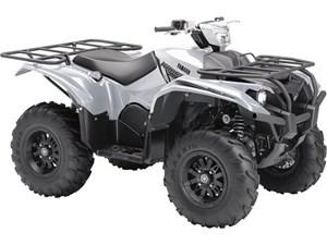 Yamaha Kodiak 700 EPS SE Light Metallic Gray 2018