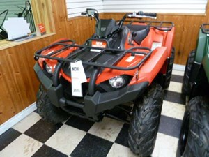 Yamaha Kodiak 450 Red 2018