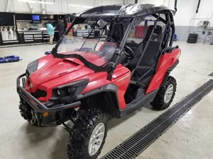 Can-Am Commander 1000xt 2012