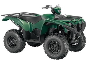 Yamaha Grizzly EPS Green 2017