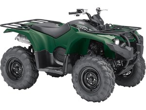 Yamaha Kodiak 450 Green 2018
