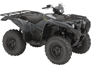 Yamaha Grizzly EPS Gray 2018