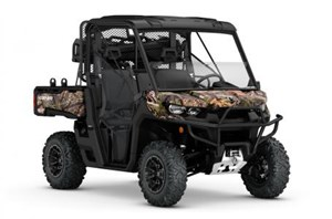 Can-Am Defender Mossy Oak® Hunting Edition HD10 2018