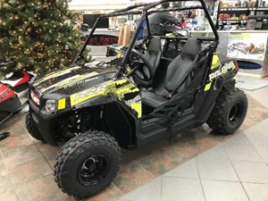 Polaris RZR 170 EFI Lime Squeeze / Cruiser Black 2018