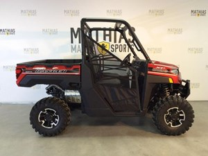 Polaris RANGER XP 1000 EPS SUNSET RED / 52$/sem 2018