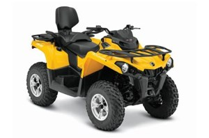 Can-Am CAN-AM OUTLANDER L 500 MAX 2015