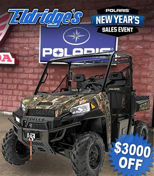 Polaris Ranger XP 1000 EPS Hunter Edition 2017