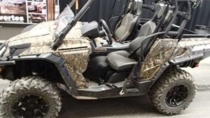 Can-Am Commander 1000XT Hunters Edition 2017