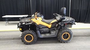 Can-Am Outlander Max XTP 850 2016