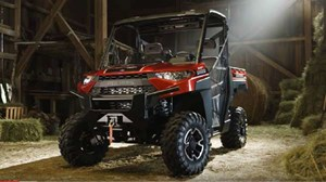 Polaris Ranger XP 1000 EPS Sunset Red Metallic 2018