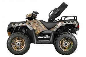 Polaris SPORTSMAN XP 850 H.O. EPS-Browning LE 2014