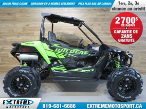 Arctic Cat Wildcat Sport XT 2017