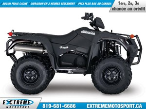 Suzuki KingQuad 750AXi Power Steering Limited Edition 2018
