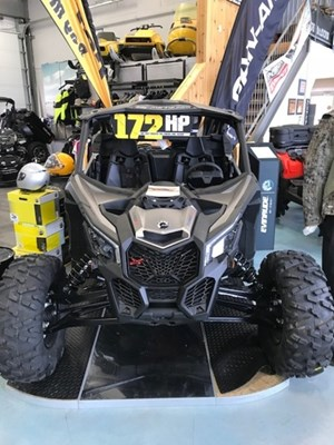 Can-Am Maverick™ X3 X™ RS Turbo R 2018
