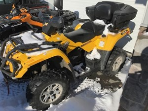Can-Am 400 XT Max 2007