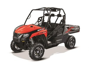 Arctic Cat HDX 700 XT EPS Fire Red 2017