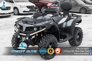 CFMOTO CFORCE 500 HO EPS 2UP 2018