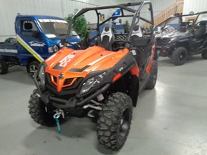 CFMOTO ZFORCE 800 TRAIL WITH ROOF 2018
