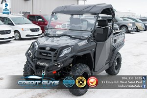 CFMOTO UFORCE 800 EPS LX with Dump 2018