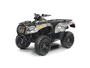 Textron Off Road Alterra VLX 700 EPS True Timber HTC Fall Camo 2018