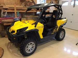 Can-Am Commander 800XT 2013