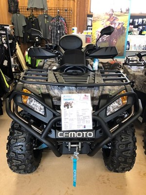 CFMOTO Cforce HUNTER 2018