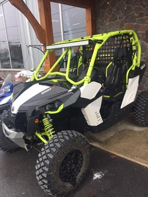 Can-Am Maverick™ X® ds 1000R 2016