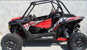 Polaris RZR XP Turbo EPS Dynamix Edition 2018
