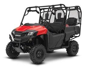 Honda PIONEER 700 4 STANDARD ENSEMBLE TRAVAIL 2018
