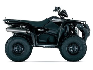 Suzuki KingQuad 750AXi Power Steering Black 2018