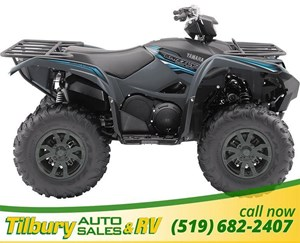 Yamaha GRIZZLY EPS SE 2018