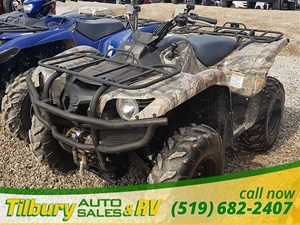 Yamaha GRIZZLY EPS CAMO 2014