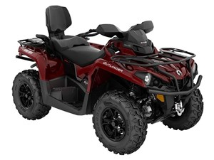 Can-Am Outlander MAX XT 570 Intense Red 2018