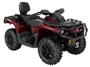 Can-Am Outlander MAX XT 650 Intense Red 2018