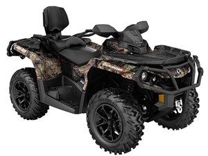 Can-Am Outlander MAX XT 650 Camo 2018