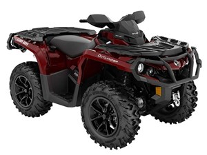 Can-Am Outlander XT 850 Intense Red 2018