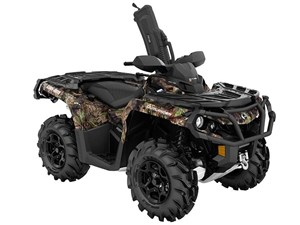 Can-Am Outlander Mossy Oak Hunting Edition 1000R 2018