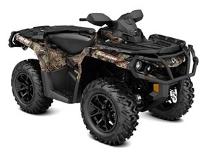 Can-Am Outlander XT 650 Camo 2018