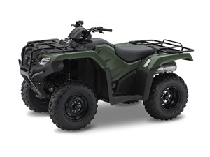 Honda TRX420 Rancher Olive 2018