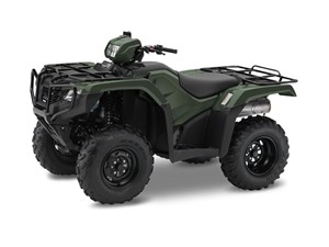 Honda TRX500 Foreman Olive 2018